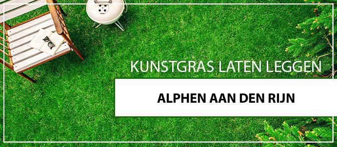 kunstgras-alphen-aan-den-rijn