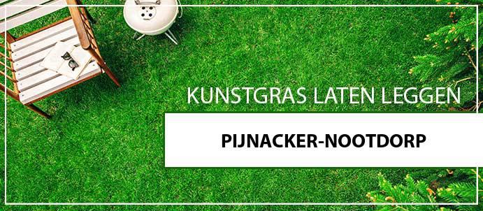 kunstgras-pijnacker-nootdorp