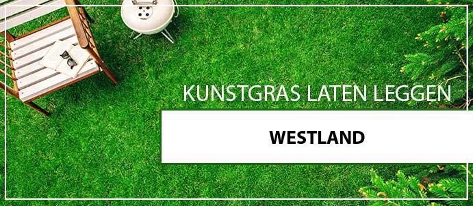 kunstgras-westland
